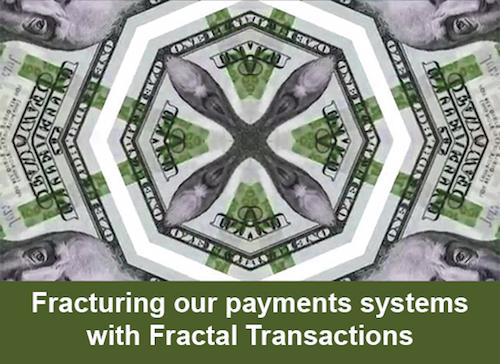 Fractal Transactions