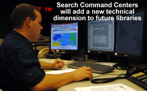 The Search Command Center