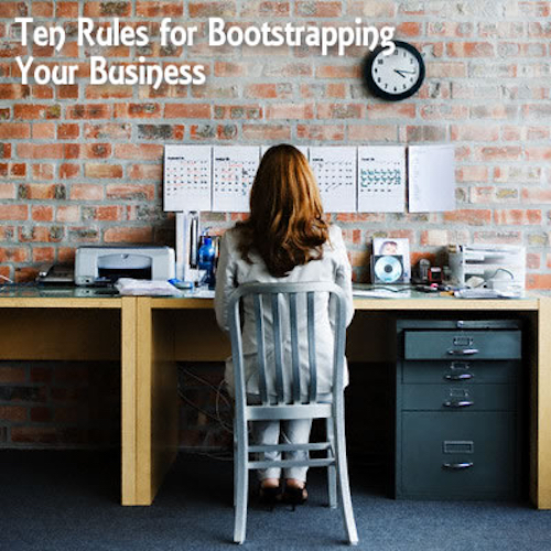 Thomas Frey Futurist Speaker ten rules for bootstrapping your business