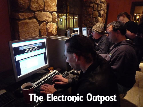 Thomas Frey Futurist Speaker the library of the future series part 3 The Electronic outpost