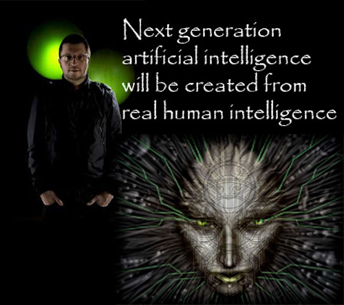 Thomas Frey Futurist Speaker capturing real human intelligence