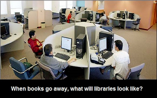 5 Trends to Watch in 2010 – Bookless Libraries