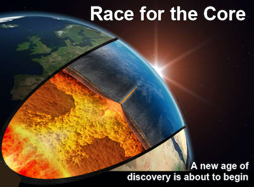 Thomas Frey Futurist Speaker Prize competition 1 the race to the core