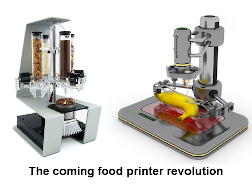 Thomas Frey Futurist Speaker the coming food printer revolution