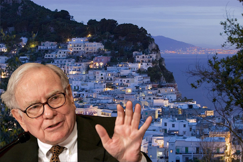 Thomas Frey Futurist Speaker could Warren Buffett buy Italy?