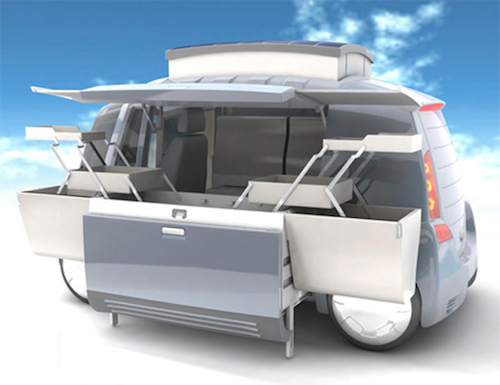 Thomas Frey Futurist Speaker Mobile Electric Retail Minivan