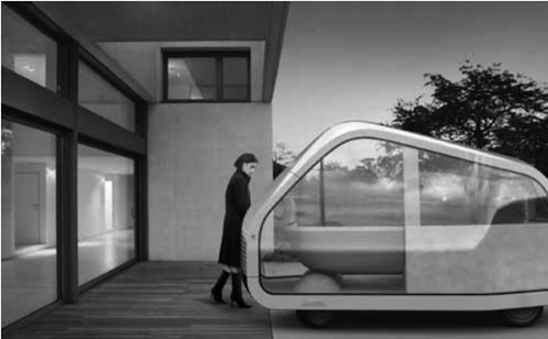 Thomas Frey Futurist Speaker driverless car concept