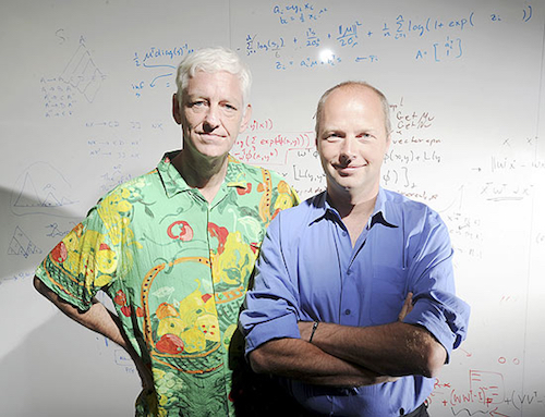 Thomas Frey Futurist Speaker Sebastian Thrun and Peter Norvig