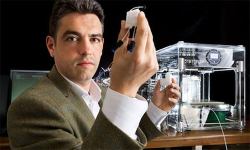 thomas-frey-futurist-speaker-Professor Lee Cronin and his pill printer