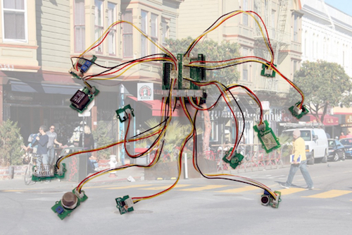 thomas-frey-futurist-speaker How much data would be collected if there were sensors on almost every street corner?