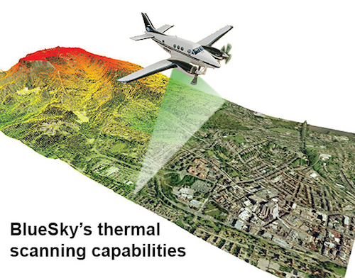 Thomas Frey Futurist Speaker Bluesky LiDAR thermal imagery system