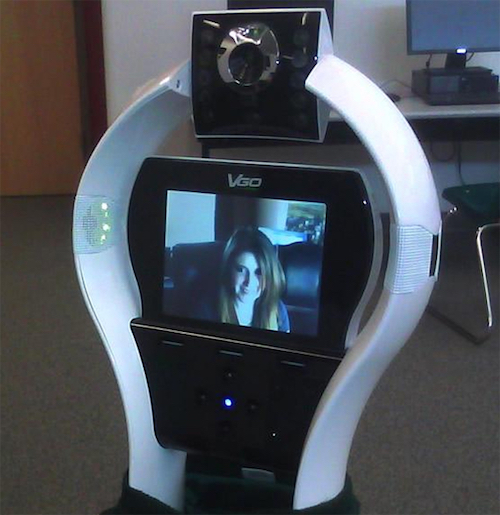"Thomas Frey Futurist Speaker automated ""Ask a Teacher"" cam"