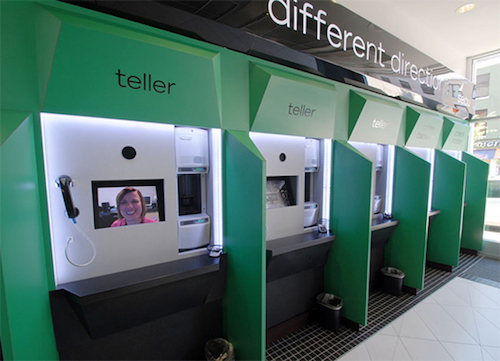 Thomas Frey Futurist Speaker Automated teller machines with telepresence screens
