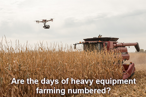 Thomas Frey Futurist Speaker agriculture the new game of drones