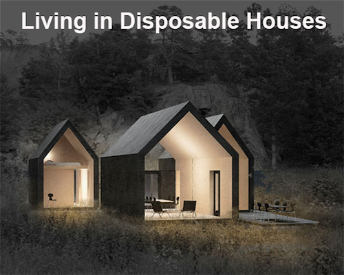 Thomas Frey Futurist Speaker disposable houses