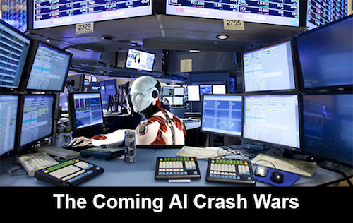 Thomas Frey Futurist Speaker artificial intelligence will be crashing the stock market in 3-2-1