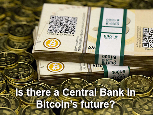 Establishing the Central Bank of Bitcoin