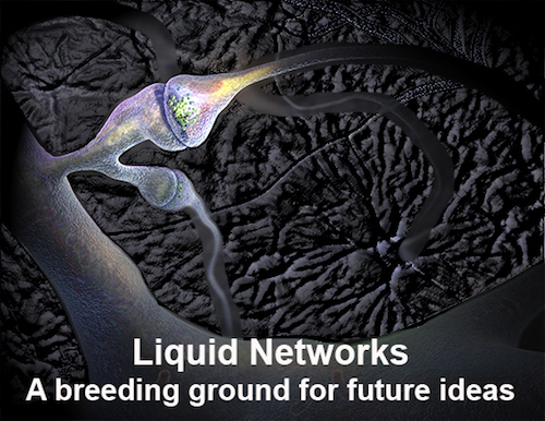 The Future Library – A Liquid Network for Ideas