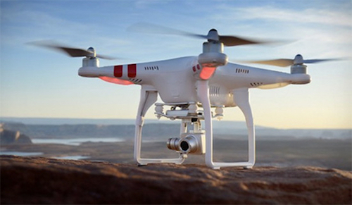 192 Future Uses for Flying Drones - Futurist Speaker