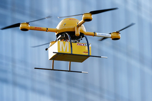 Thomas Frey Futurist speaker Several companies are testing drone delivery services