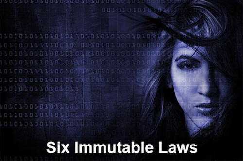 Thomas Frey Futurist Speaker Six Immutable Laws