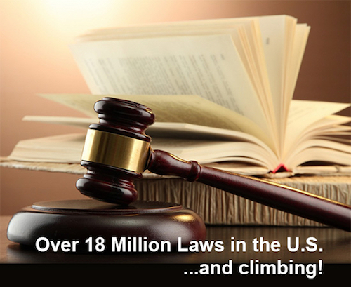 Thomas Frey Futurist all those damn laws over 18 million laws in the US and climbing