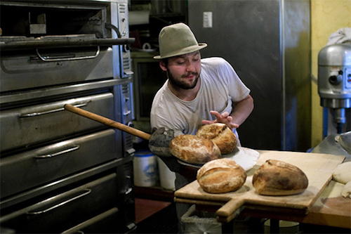 Thomas Frey Futurist Speaker Fresh bread straight from the oven