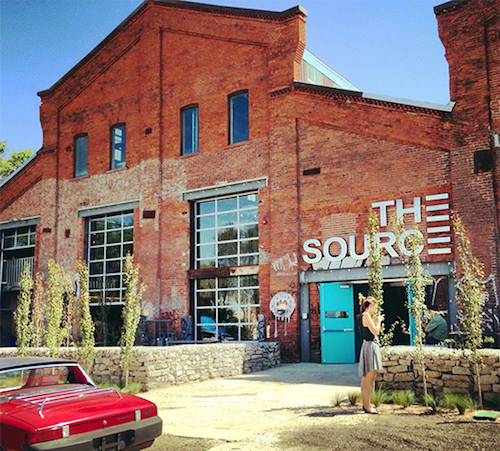 "Thomas Frey Futurist Speaker ""The Source"" in Denver's River North District"