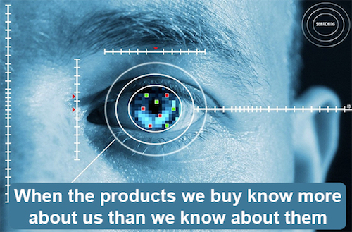Thomas Frey Futurist Speaker when the things we buy know more about us than we know about  them