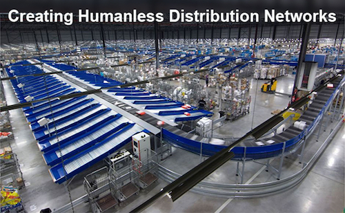 Creating Humanless Distribution Networks