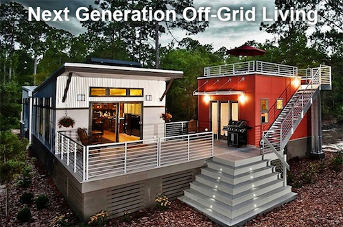 Engineering the Secret Engines of Off-Grid Living