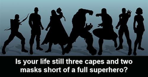 Our Emerging Superhero Culture