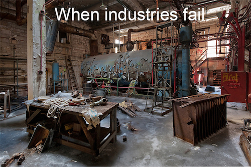Why no industries are safe… nor should they be