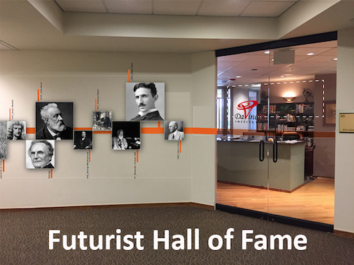 Introducing the Futurist Hall of Fame
