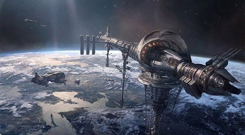 Thomas Frey Futurist Speaker How long before a real space elevator becomes technically viable