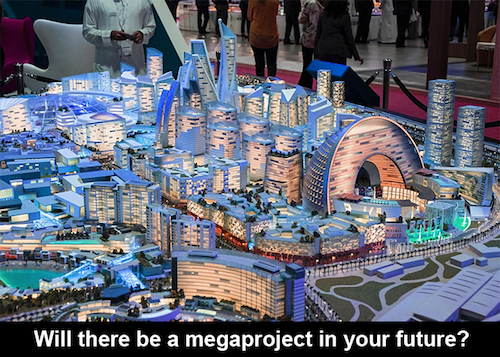 Thomas Frey Futurist Speaker megaprojects set to explode to 24 percent of global gap within a decade