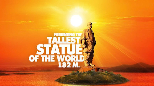 Thomas Frey Futurist Speaker The 790 feet tall statue of Sardar Patel will soon be the tallest in the world