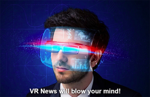How Virtual Reality will Transform the Future of News