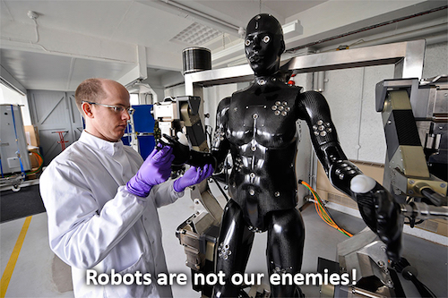 14 Fallacies of the Coming Robot Apocalypse