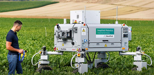 Thomas Frey Futurist Speaker Farmbots are beginning to take center stage in the global ag world