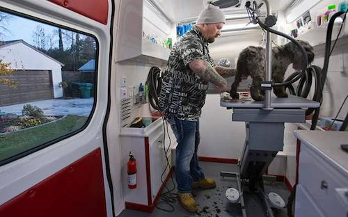 Thomas Frey Futurist Speaker mobile veterinarians pet shops
