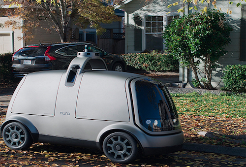 Thomas Frey Futurist Speaker Nuro is a driverless delivery startup based in Silicon Valley
