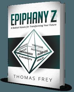 Epiphany Z - Book - Futurist Speaker