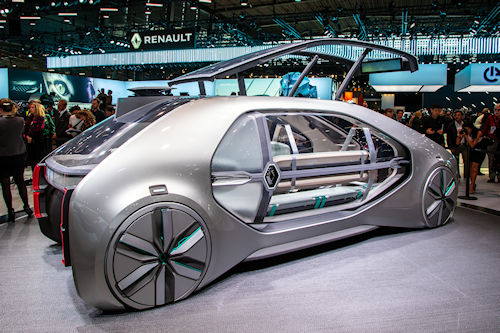 Futurist Speaker Thomas Frey Blog: Driverless Cars - Car Seat Design Challenge