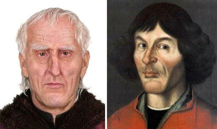 Futurist Speaker Thomas Frey Blog: Reconstructed Face Of Nicolaus Copernicus