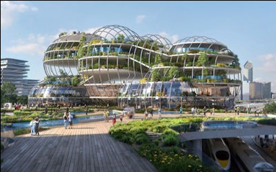 City of the Future: Seven new facilities that will redefine the communities we live in