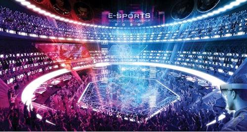 Futurist Speaker Thomas Frey Blog: Esports And Esport Arena