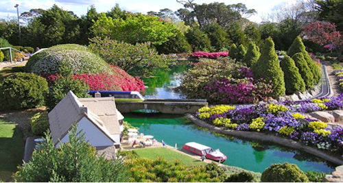 Futurist Speaker Thomas Frey Blog: Memorial Gardens