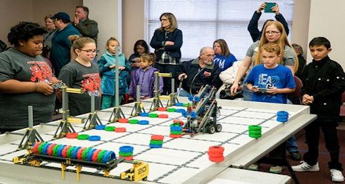 Futurist Speaker Thomas Frey Blog: Tournament Centers