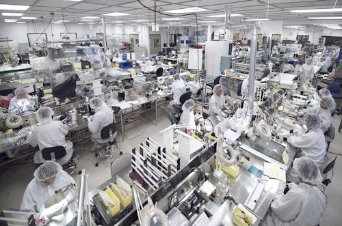 Futurist Thomas Frey Blog: Korean Manufacturing Is Struggling